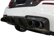 Agency Power Carbon Fiber Rear Diffuser BMW F10 M5 2013+
