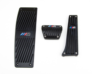 Agency Power Pedal Kit BMW 1 Series F20 with rubber covers 12-14