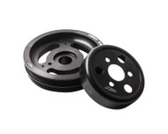 Agency Power Lightweight Crank Pulley with Water Pump Pulley Kit Ford Focus ST 13-14