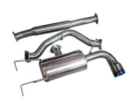 Agency Power Ti Tip Catback Exhaust System Subaru WRX Wagon 08-12