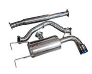 Agency Power Ti Tip Catback Exhaust System Subaru WRX Wagon 08-12
