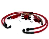 Agency Power Fuel Rail Kit Subaru STI 08-11