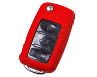 Agency Power Red Plastic Key FOB Protection Case Volkswagen MK6 Golf GTI 10-14  Jetta 11-14