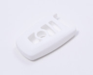 Agency Power White Rubber Key FOB Protection Case BMW 13-14