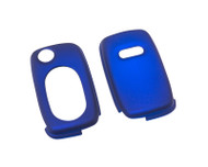 Agency Power Blue Hard Plastic Key FOB Protection Case Audi B6 | B7   A4 A5 S5 A8 S8 A6 S6 RS4 01-09