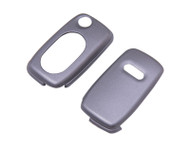 Agency Power Grey Hard Plastic Key FOB Protection Case Audi B6 | B7 A4 A5 S5 A8 S8 A6 S6 RS4 01-09
