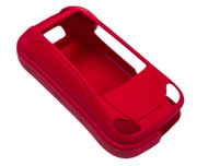 Agency Power Red Plastic Key FOB Protection Case Porsche Cayenne V6 V8 Turbo 03-10
