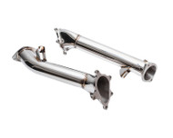 Agency Power Catless Downpipes Nissan R35 GT-R 09-14