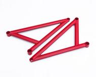Agency Power Rear 3pt Link Bars Mazda Miata MX-5 06-14