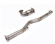 Agency Power Stainless Steel High Flow Cat J Pipe Subaru WRX 2015