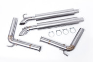 Agency Power Catted Full Titanium Exhaust System SRT Viper 2013+