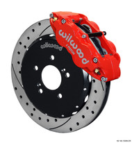 Wilwood SL6R Front Big Brake Kit for Honda S2000