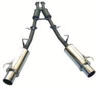 HKS Hi-Power Exhaust - Nissan 300zx Turbo 90-95