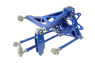 Wisefab Rear Suspension Kit for Nissan 350Z & G35