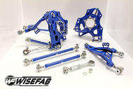 Wisefab Rear Suspension Kit for Nissan 370Z