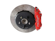 "Wilwood/ER Spec 14"" Front Big Brake Kit - Hyundai Genesis Coupe"