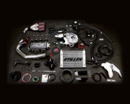 Stillen Supercharger System 12-17 370Z Nismo - Satin S/C (No Cable)
