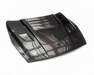 Agency Power Aeroform Carbon Fiber Vented Hood Nissan R35 GT-R 09-16