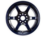 GramLights Winning Blue 57DR Wheel 18x9.5.5 5x114.3 22mm
