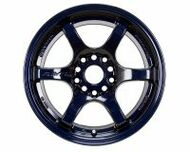GramLights Winning Blue 57DR Wheel 18x9.5.5 5x114.3 38mm
