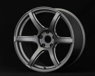 GramLights Matte Graphite 57C6 Wheel 18x9.5 5x114.3 38mm