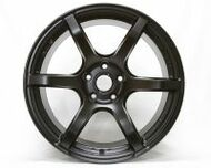 GramLights Semi Gloss Black 57C6 Wheel 18x9.5 5x114.3 12mm