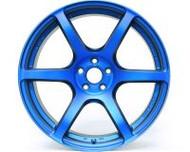 GramLights Velvet Blue 57C6 Wheel 18x8.5 5x100 35mm