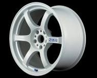 GramLights White 57D Wheel 17x9 5-114.3 22mm