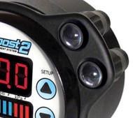 TurboSmart eB2 60mm Dual Shift Black