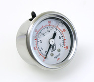 TurboSmart FPR Gauge 0-100psi Liquid Fill
