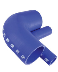 "TurboSmart 90 Elbow 1.25"" Blue"