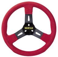 Sparco Steering Wheel -  KART R310  RED