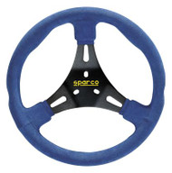 Sparco Steering Wheel -  KART K300 BLUE