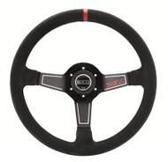 Sparco Steering Wheel -  L575 MONZA SUEDE
