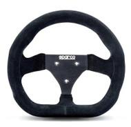 Sparco Steering Wheel -  260 SUEDE BLK