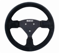 Sparco Steering Wheel -  270 SUEDE BLACK