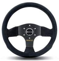 Sparco Steering Wheel -  300 SUEDE BLACK