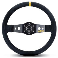 Sparco Steering Wheel -  215 SUEDE BLACK