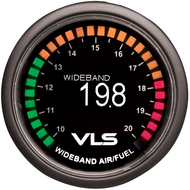 Revel VLS Gauges Wideband UEGO Air / Fuel Ratio Gauge