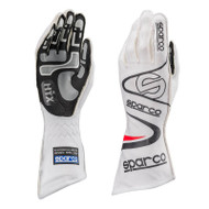 Sparco Gloves Arrow RG7 XX-Small White