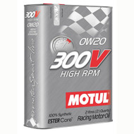 Motul 300V High Rpm 0W20 6X2L