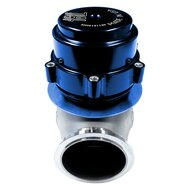 Tial V60 Wastegate 60mm .149 bar (2.17 psi) Blue