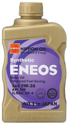 ENEOS 5W30 Fully Synthetic Motor Oil - 6qts(Case)