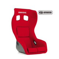 Bride Proface (Red) (CFRP) For HANS Device