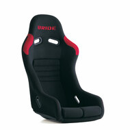 Bride Vios III Reims (Black/Red) (FRP) (Low Max System)