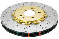 DBA 5000 Series Rotors Front Drilled/Slotted Rotors for Mitsubishi Lancer Evolution 8,9