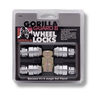 "Gorilla Automotive ""Gorilla Guard"" Wheel Lock Nuts - Acorn Style"