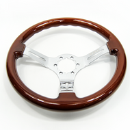 "Grip Royal ""Royal Woodie"" 355mm Steering Wheel"