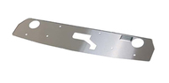 NRG Stainless Steel Air Diversion Panel - Mazda Miata 99-05
