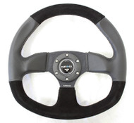 NRG 320mm Flat Bottom Series Steering Wheel
